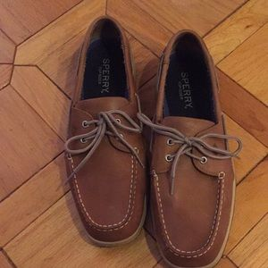 Sorry Top Sider Intrepid Boat Shoes